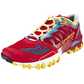 La Sportiva Bushido Running Shoes Women red